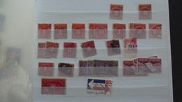 USA POSTAGE DUE / SPECIAL DELIVERY STAMPS - Ohne Zuordnung
