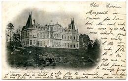 60140 LIANCOURT - Lot De 2 CPA - Le Château Latour, Industriel De La Chaussure - Liancourt