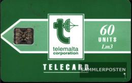 Malta 1460  60 Units Used 1997 Telecard - Malta