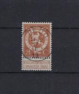N°109 GESTEMPELD Pecq 1913 COBA € 7,50 SUPERBE - 1912 Pellens