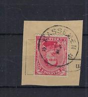 N°138 GESTEMPELD *Massemen* SUPERBE - 1915-1920 Albert I.