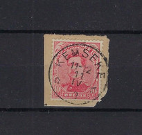 N°138 GESTEMPELD *Kemseke* SUPERBE - 1915-1920 Albert I.