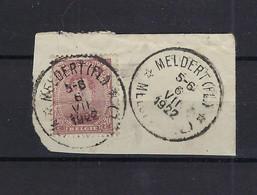 N°140 GESTEMPELD *Meldert(Fl.)* 1922 SUPERBE - 1915-1920 Albert I.