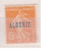 ALGERIE         N°  YVERT   7   NEUF SANS CHARNIERE      ( NSCH  1/15 ) - Unused Stamps