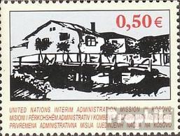 Kosovo 27 (kompl.Ausg.) Postfrisch 2004 Kunst - Ungebraucht