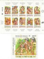Venezuela 1993: Indigenous Culture, Aboriginal People (Yanomami, Panare, Taunepán), Music, Art, Cooking... - Autres