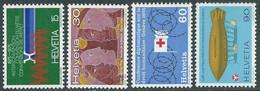 1975 SVIZZERA PROPAGANDA MNH ** - RD20 - Unused Stamps