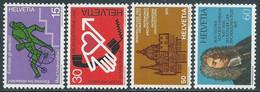 1975 SVIZZERA PROPAGANDA MNH ** - RD20-3 - Unused Stamps