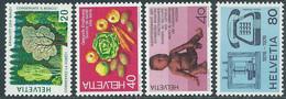 1976 SVIZZERA PROPAGANDA MNH ** - RD20-3 - Unused Stamps