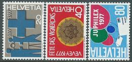 1977 SVIZZERA PROPAGANDA MNH ** - RD20-4 - Unused Stamps