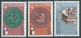 1981 SVIZZERA DIETA DI STANS MNH ** - RD20-9 - Unused Stamps