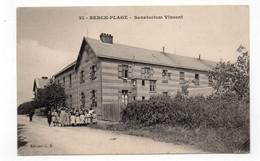 62 - BERCK-PLAGE - Sanatorium Vincent - Animée (X183) - Berck