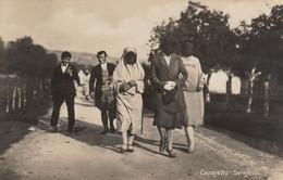 Sarajevo - Street Scene , Moslem Women , Edition Leon Finzi 1930 - Bosnie-Herzegovine