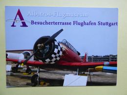 AEROPORT / AIRPORT / FLUGHAFEN   STUTTGART - Aerodromi