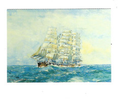 HONFLEUR - 14 - PENTECOTE FETE DES MARINS , 3 MATS , BERNARD LACHEVRE Peintre Officiel De La Marine - ROTARY CLUB - Honfleur