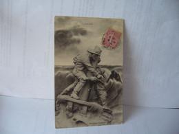 CALAIS 62 PAS DE CALAIS HAUTS DE FRANCE DERNIER ESPOIR CPA 1906 - Calais
