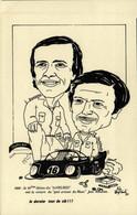 """1980 - La 48ème édition Des """"24 Heures"""" Voit La Victoire Du Petit Artisan Du Mans Jean Rondeau - Le Mans"""