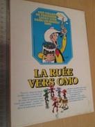 Page De Revue Des Années 60/70 : PUBLICITE LESSIVE GAIE OMO FIGURINES LUCKY LUKE  , Dimension Page  A4 - Andere