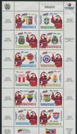10.029) MiNr.: 3910-19 KB Und 3920-31 KB Postfrisch - Venezuela