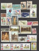 50 TIMBRES ROUMANIE - Lotes & Colecciones