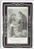 DP 3470 JOANNA VERMEULEN - BERLAER 1803 + 1884 - Devotieprenten
