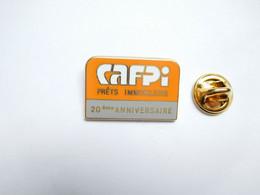 Beau Pin's En Zamac , Banque , CAFPI , Prêts Immobiliers , Conseil à L'accession Et Au Financement En Prêts Immobiliers - Banks