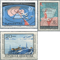 Ref. 283283 * NEW *  - ARGENTINA . 1968. ARGENTINE ANTARCTICA. ANTARTICA ARGENTINA - Nuovi
