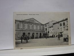 BAGNI DI CASCIANA   -- PISA  --  PIAZZA DELLE TERME - Pisa