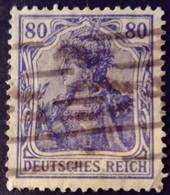 Allemagne Germany Deutschland 1920 Yvert 127 O Used - Gebraucht