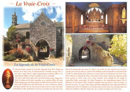 7150  56  ENTRE QUESTEMBERT ET VANNES  MULTI-VUES  49-0963 - Bretagne