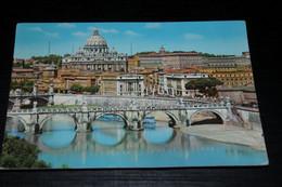 20220-             ROMA, PONTE S. ANGELO E S. PIETRO - San Pietro