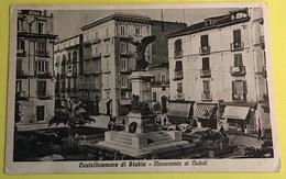 Castellammare Di Stabia, Monumento Ai Caduti 1936, Animata - Castellammare Di Stabia