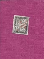 ST PIERRE ET MIQUELON  Yvert Et Tellier Numero 52   4csur 30c - Gebraucht