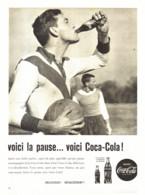 """PUB    """" COCA COLA  """"  1960  ( 15 ) - Afiches Publicitarios"""