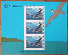 Madère - YT BF N°7 - Europa / Protection De La Nature Et De L'environnement - 1986 - Neuf - Madeira