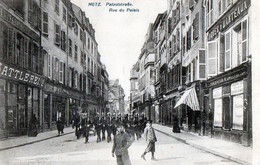 METZ Rue Du Palais Militaires - Metz