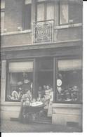 Herstal - Photo Carte - Rue Grand Puits - Magasin / Commerce - Chapeaux - Animée Ancienne Poussette - 2 Scans - Herstal