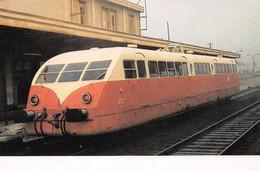 En Gare De NOGENT - Le Perreux - Train Bugatti X1008 - Photo D. Fayole - Nogent Sur Marne