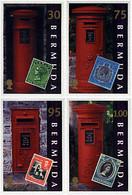 Ref. 49168 * NEW *  - BERMUDAS . 1999. MAIL BOXES. BUZONES - Bermudas