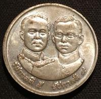 THAILANDE - THAILAND - 2 BAHT 1992 ( 2535 ) - Ministère De L'intérieur - KM 253 - Thailand