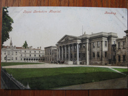 Royal Berkshire Hospital, Reading, Berkshire - Reading