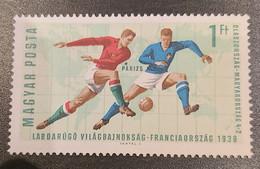 Magyar Posta Labdarúgó Világbajnokság Franciaorszag 1938 - Andere