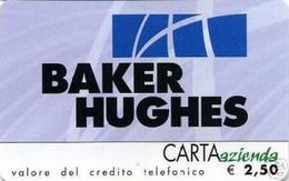*CARTA AZIENDA 2° Tipo: BAKER HUGHES - Cat. 538* - NUOVA (MINT) (FT) - Unclassified