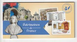 France Frankreich 2012 MH Markenheftchen 578-89 I **, Carnet Châteaux, Yvert BC865 - Gedenkmarken