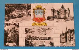 FRANKREICH AK - Saumur --- Mehrbildkarte (KF)(2 Foto)(7369AK) - Unclassified