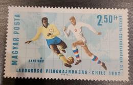 Magyar Posta Labdarúgó Világbajnokság Chile Santiago 1962 - Andere