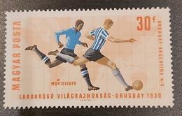 Magyar Posta Labdarúgó Világbajnokság Uruguay Montevideo 1930 - Other