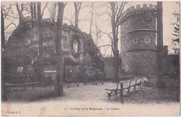 54. JARVILLE. Collège De La Malgrange. La Grotte. 2 - Andere Gemeenten