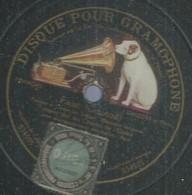 "82 ) 78 Tours 30cm  GRAMOPHONE 034505  "" FAUST "" + "" FAUST  "" LES CHOEURS DE L'OPERA - 78 G - Dischi Per Fonografi"