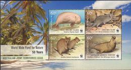 Ref. 580305 * NEW *  - COCOS Islands . 2011. PROTECTED FAUNA. FAUNA PROTEGIDA - Cocos (Keeling) Islands